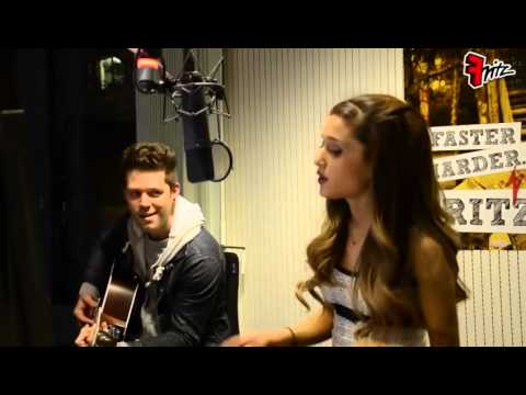 Ariana Grande - The way (acoustic version)
