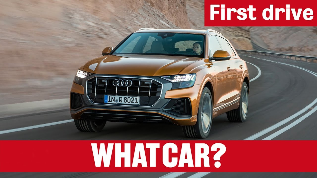 2018 Audi Q8 First Drive – all-new stylish SUV takes aim at BMW X6 | What Car?