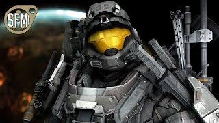 Spartan B-666 - Halo SFM Animation