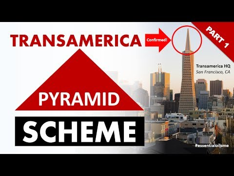 Mysterious Transamerica Pyramid Scheme Revealed (Part 1)