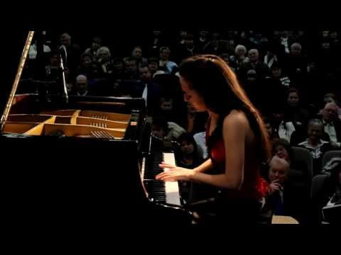 Gyöngyösi Ivett - Liszt Ferenc - Desz-dur Consolation