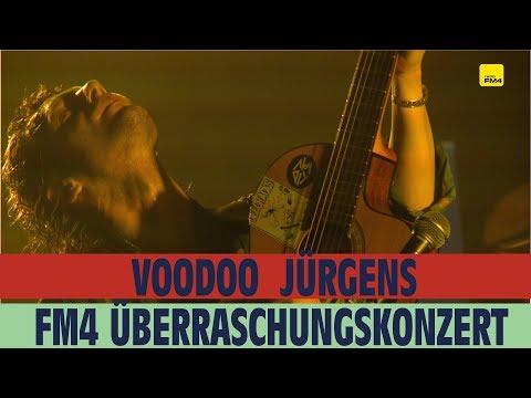 Voodoo Jürgens (live @ FM4 Überraschungskonzert)