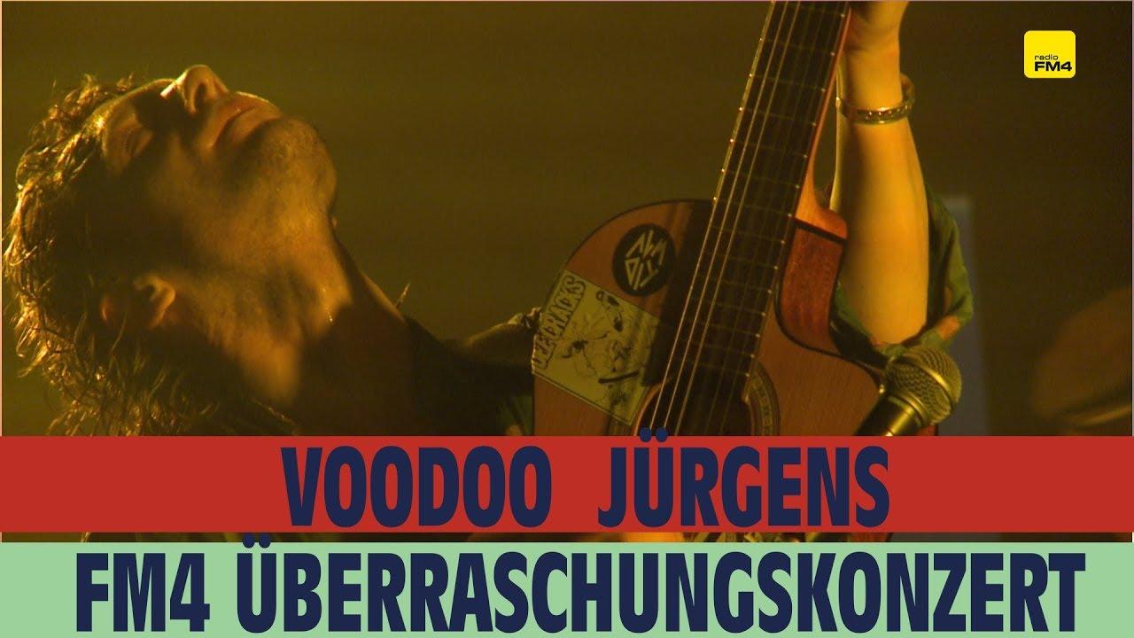 Voodoo Jürgens    live @ FM4 Überraschungskonzert 2017 (full)