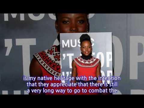 Lupita Nyong'o Slams Grazia for Retouching Her Natural  Hair