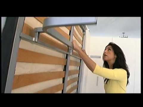 Clei's Incredible Space Savers - from Resource Furniture