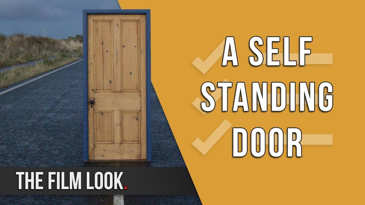 Building a Self Standing Door | Season 1 Episode 1 | The Film Look  sc 1 st  YouTube & Building a Self Standing Door | Season 1: Episode 1 | The Film Look ...