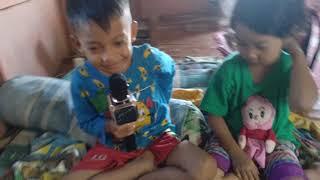Download Video Tes mic baru, Tante Ajarin Ponakan Nyanyi religi . MP3 3GP MP4