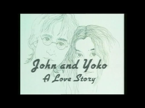 John & Yoko A Love Story  1985 TV Movie