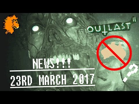 Outlast 2 BANNED in Australia? Destiny 2 release date leak! - Mopey Gaming News!- 24th March 2017