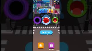 EAT IO Game(Facebook Games)funny play ep8