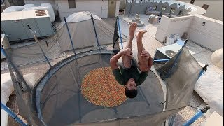 Jumped on a 100.000 Rubber Balls!! Doctor vs. Patient Chase!! V #46
