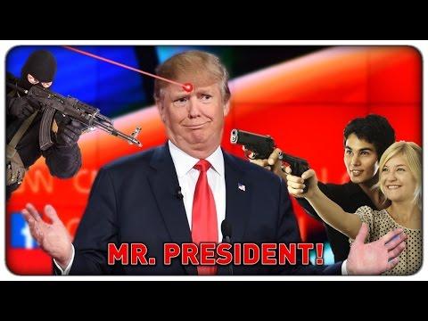 TUTTI ODIANO TRUMP!! | Mr. President - ep.02 [ITA]