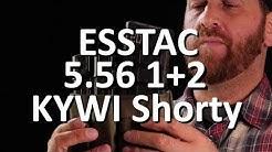 ESSTAC Magazin Tasche: 5.56 1+2 Side By Side KYWI Shorty