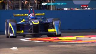 2014 Formula E Punta Del Este ePrix Final Two Laps - Vergne vs Buemi in Uruguay thumbnail