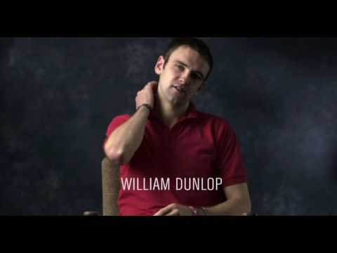 William Dunlop mindset