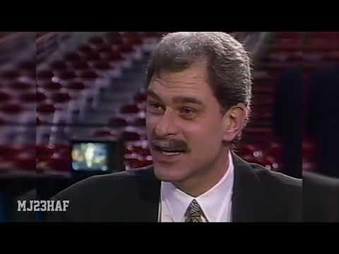 Matt Guokas Interview with Phil Jackson (1993.02.25)