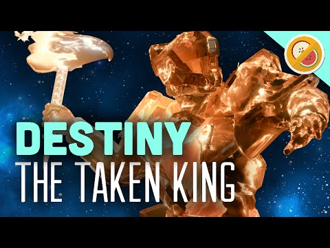 Destiny The Taken King DLC : EVERYTHING You Need to Know