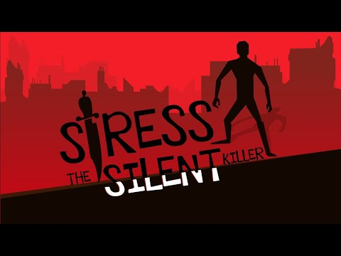 STRESS THE SILENT KILLER | Motion Graphic