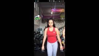 Download Video Live Monita fitnes pake Legging Ketat 3 MP3 3GP MP4