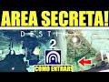 Destiny 2: COMO ENTRAR EN LA NUEVA AREA SECRETA! Jefe Vex Congelado & Otros Secretos!