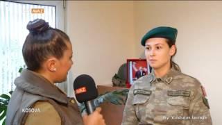 Türk kadın asker fotoğrafları