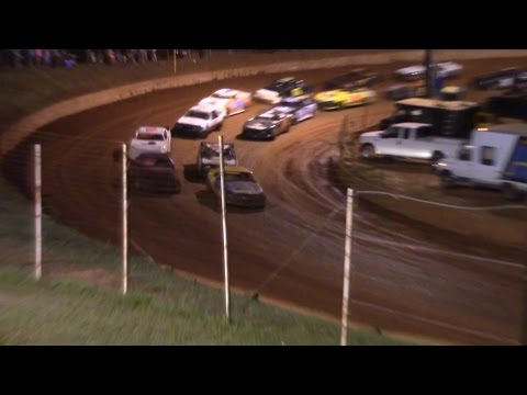 Winder Barrow Speedway Stock Four Cylinders  9/10/16