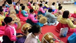 Урок Самульнори. Республика Корея