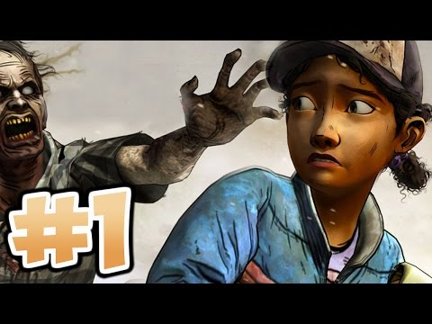The Walking Dead: Season 2: Episode 5 - Part 1 - THE BEGINNING OF THE END IS HERE!!!