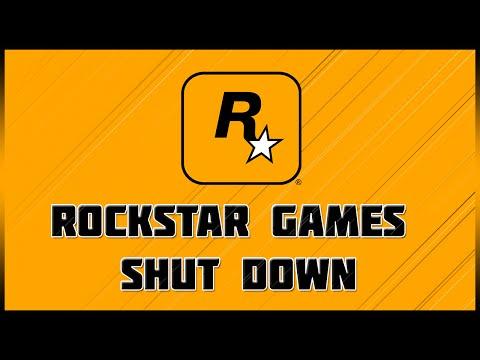 GTA 5 ONLINE  rockstar shut down