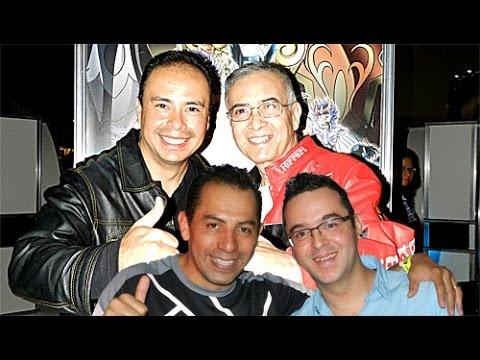 Entrevista con Jesús Barrero, Ricardo Mendoza y Pepe Vilchis por