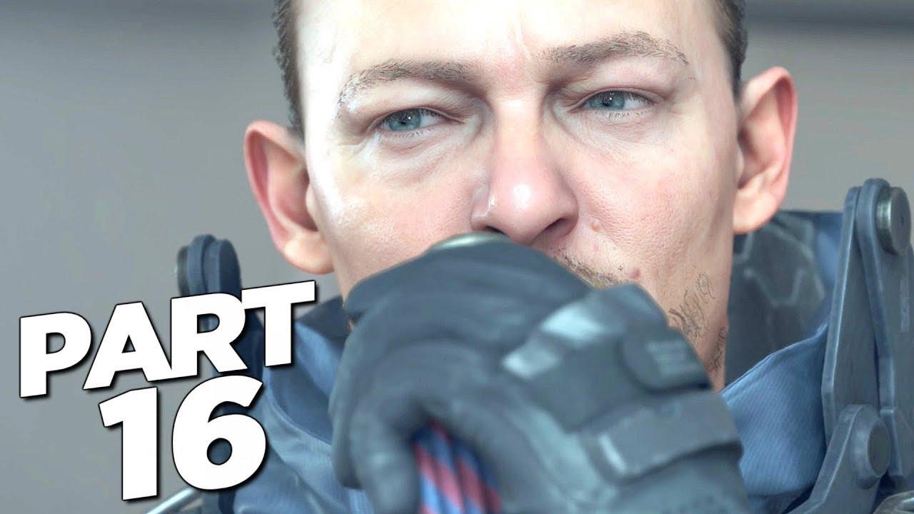 Death Stranding Walkthrough Gameplay Part 16 Hardman Full Game Youtube