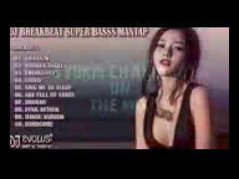 DJ TITANIUM SUPER BASSS BREAKBEAT TERBARU 2017