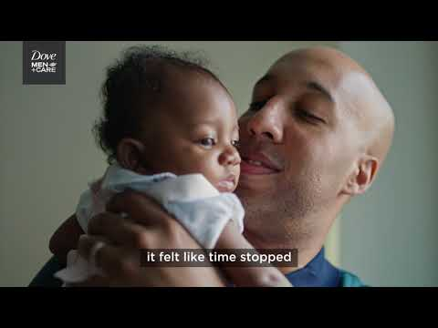 Dove Men+Care Champions Paternity Leave For All Dads This Father's Day