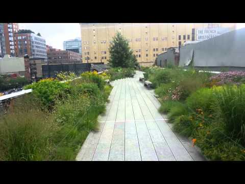 High Line Park: Walking above the West Side in NYC from YouTube · Duration:  8 minutes 59 seconds