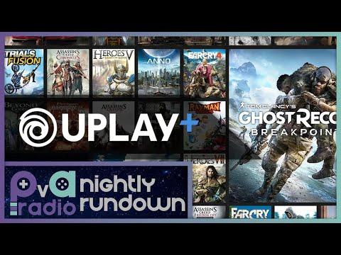 Is Ubisoft's Uplay Plus Actually Worth It? | A PvA Nightly Rundown Segment