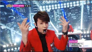 Super Junior M - Swing, 슈퍼주니어 M - 스윙, Music Core 20140412