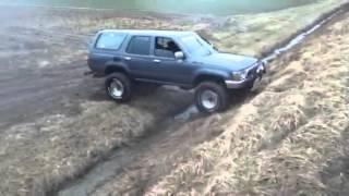 Toyota 4Runner Fail
