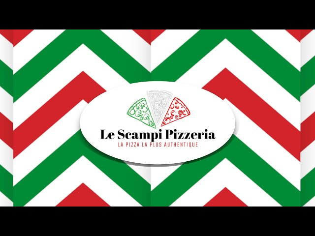 Vidéo #LeScampi / Restaurant - Pizzeria #Pluvigner