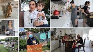Աչոնիկը - Տխուր Շքերթ - Ու՞մից ենք Պակաս - Heghineh Vlog 536 - Mayrik by Heghineh