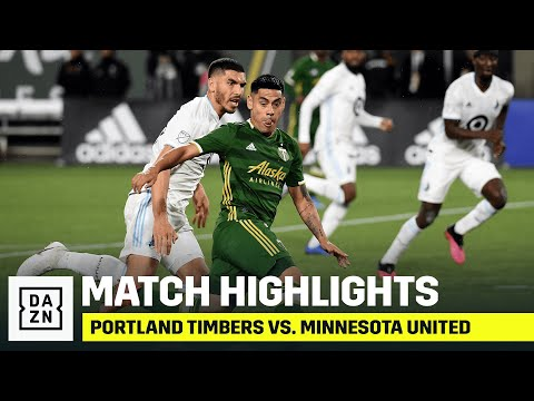 HIGHLIGHTS | Portland Timbers Vs. Minnesota United (MLS)