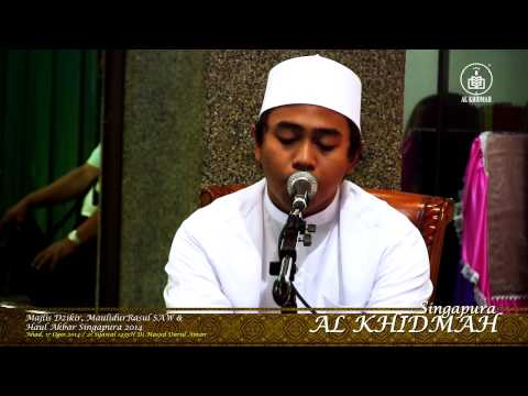 Haul Akbar SG 2014 - Manaqib Sulthonil Auliya',Sayyidina Asy Syeikh Abdul Qodir Al Jilani RA