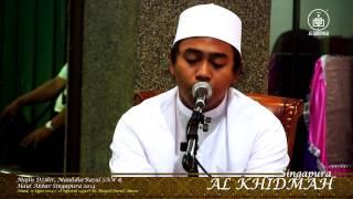 Haul Akbar SG 2014 - Manaqib Sulthonil Auliya