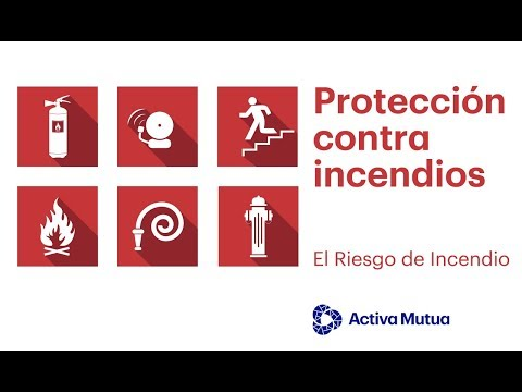 Ver en youtube el video El Riesgo de Incendio