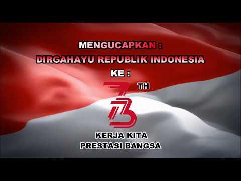 DIRGAHAYU REPUBLIK INDONESIA 73 - IKLAN