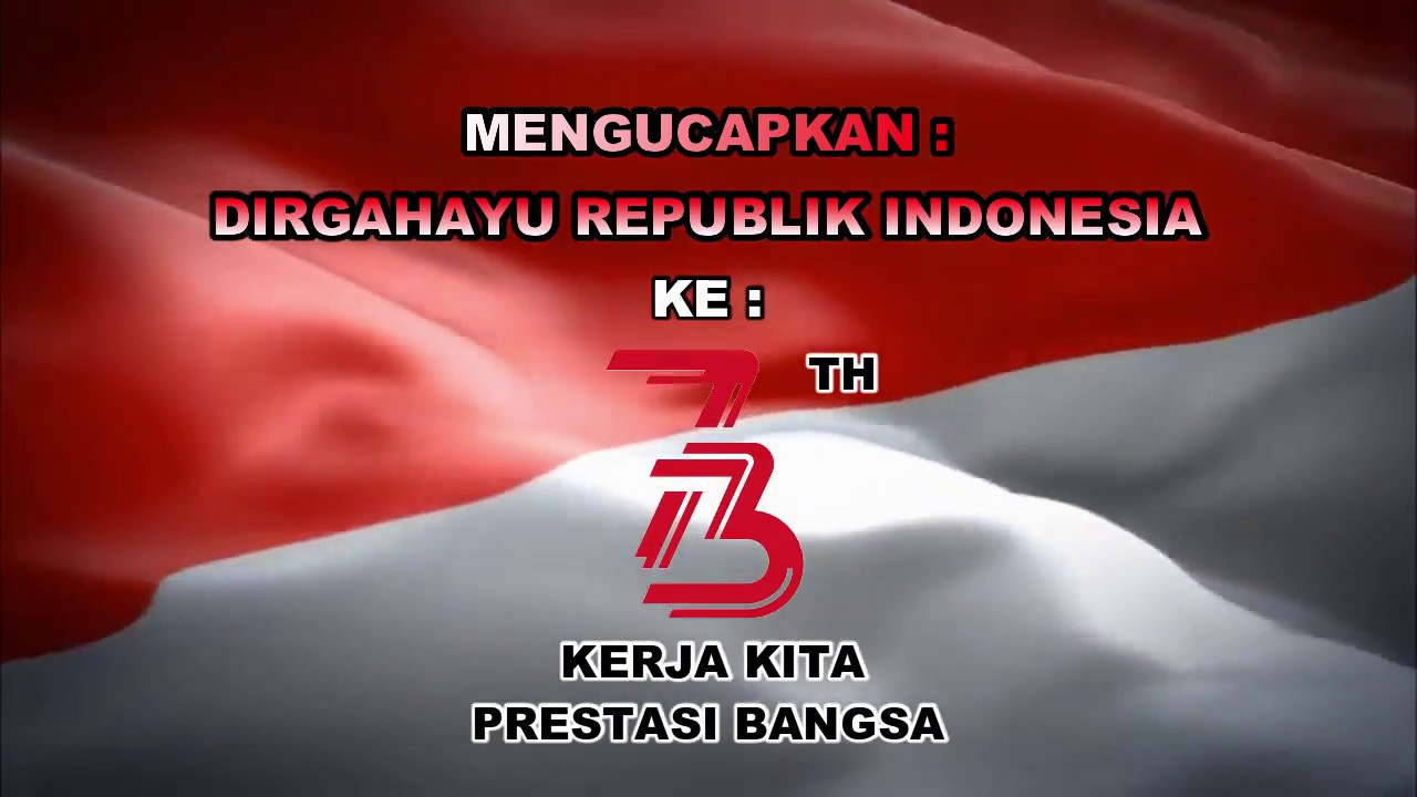 Image Result For Dirgahayu Ri Ke