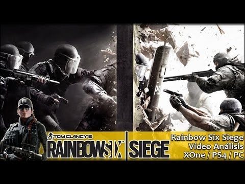 Rainbow Six Siege | Análisis español GameProTV