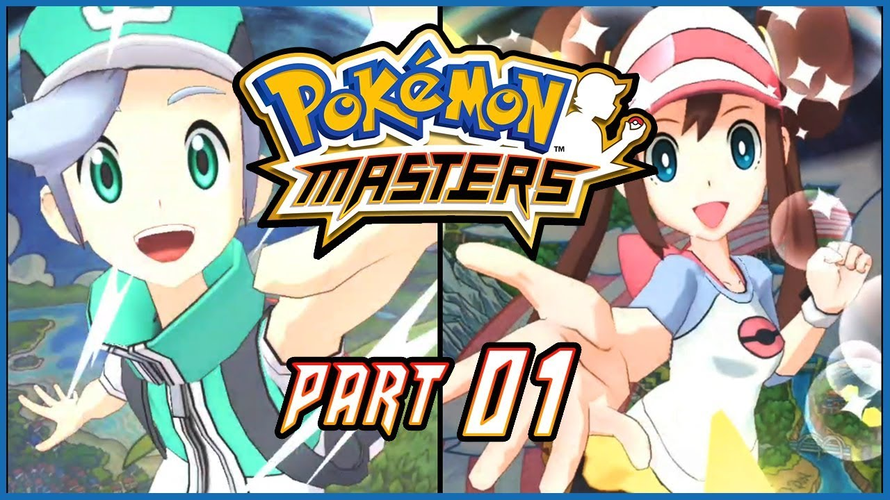 Pokemon Masters is live in Canada & Pokemon Masters Chapters