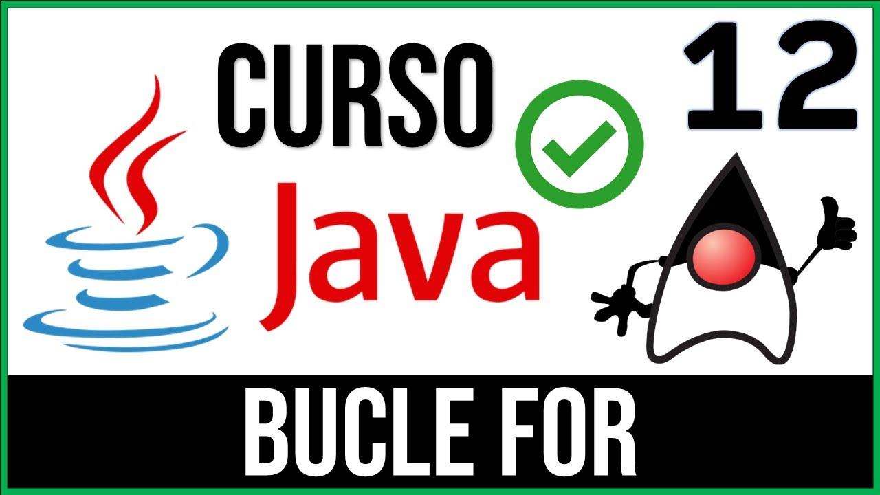 Tutorial Java 12 Estructura Repetitiva Bucle For Uskokrum2010