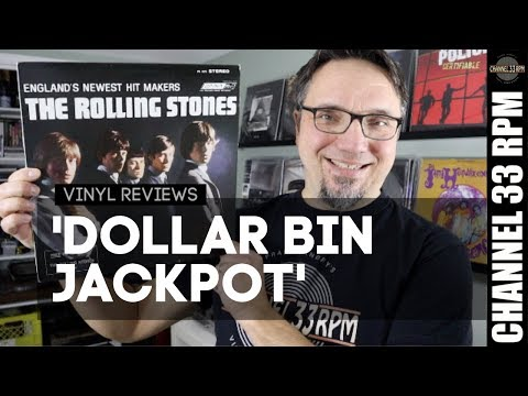 Are Record Store Discount Bins Worth Your Time? UNEXPECTED DOLLAR BIN FINDS