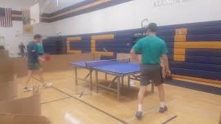 Table tennis 02172019 part 2
